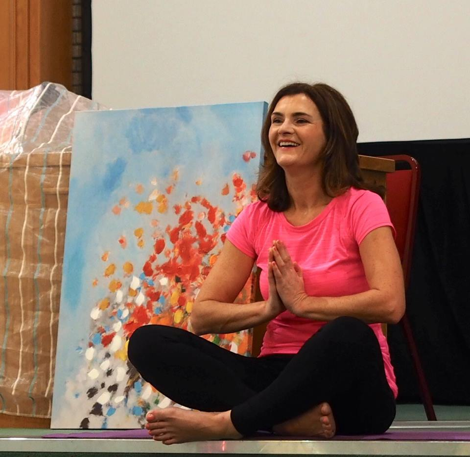 Louise Tyrrell; Yoga Instructor, Wellness Mentor